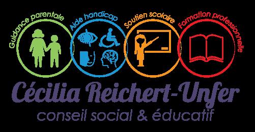 Cécilia Reichert – Educatrice spécialisée Logo